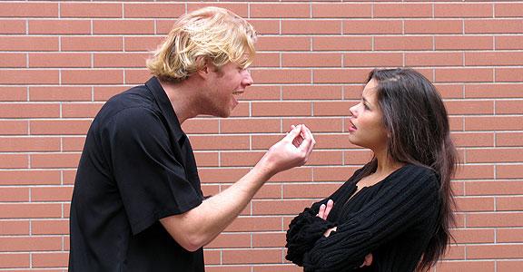 relaciones de pareja y conflictos